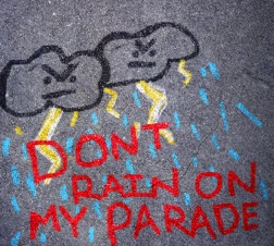 Don't Rain On My Parade