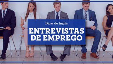Dicas de Inglês para Entrevistas de Emprego