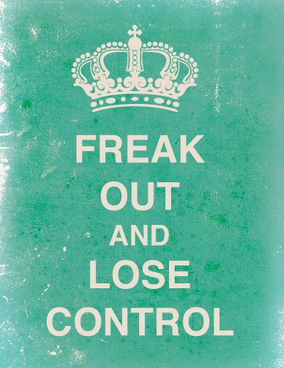 O Que Significa Freak Out?
