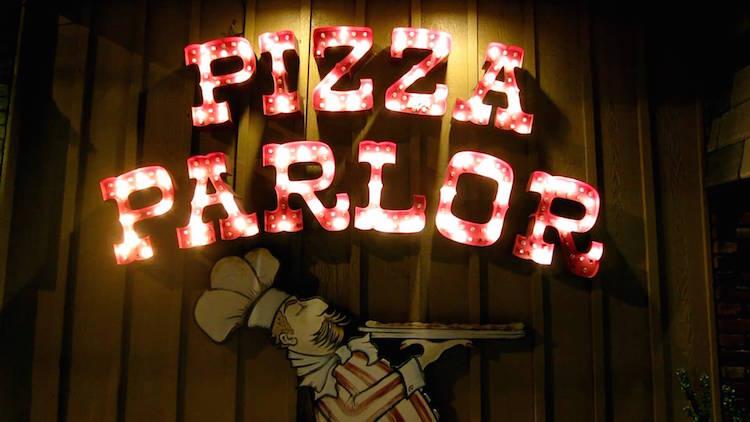 pizzaria em inglês