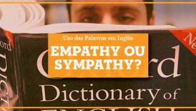 Empathy ou Sympathy