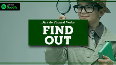 Phrasal Verb Find Out