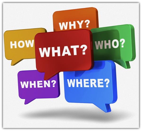 Perguntas com Pronomes Interrogativos