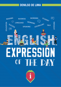 eBook: English Expressions of the Day