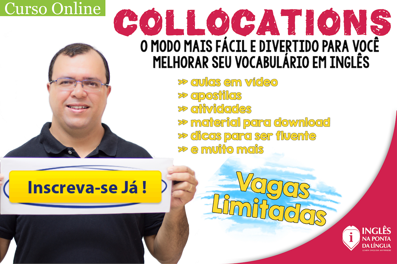 Curso Online Collocations