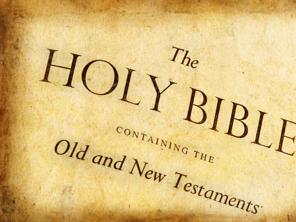 Os Livros da Bíblia em Inglês