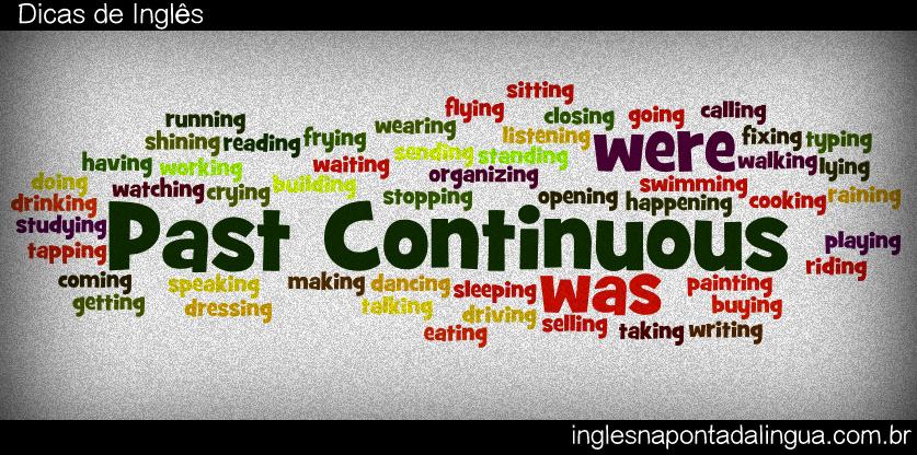 Past Continuous Tense