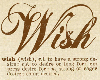 Usar a Palavra Wish em Inglês