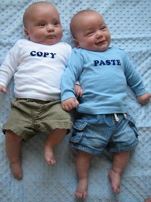Gêmeos, Trigêmeos, Quadrigêmeos em Inglês