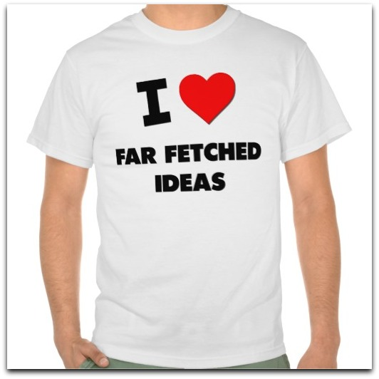 O que significa Far-Fetched?