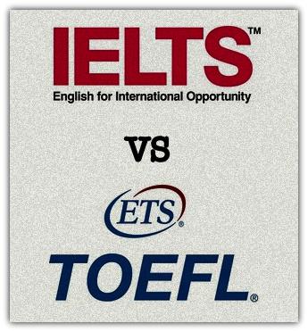 Qual a Diferença Entre TOEFL e IELTS?