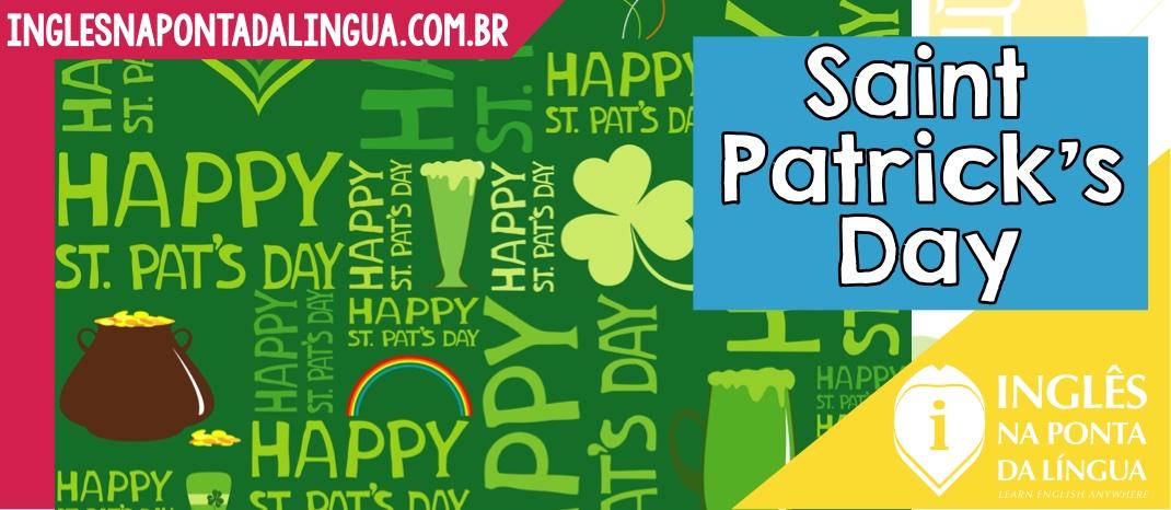 Texto em Inglês » Saint Patrick's Day