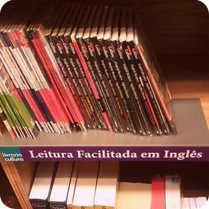 Livros para Ler em Inglês I