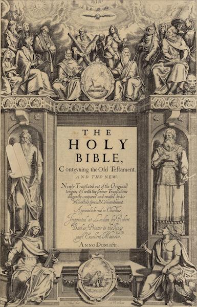 Por que é difícil ler a Bíblia em inglês?