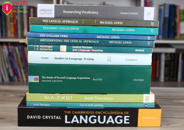 fluência em inglês livros