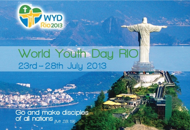 Jornada Mundial da Juventude em Inglês