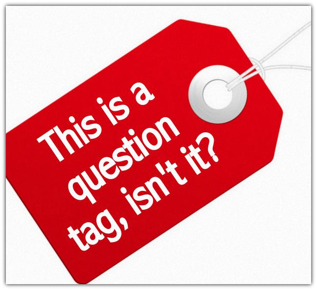 O que é question tag?