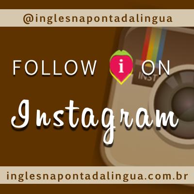 Inglês na Ponta da Língua no Instagram