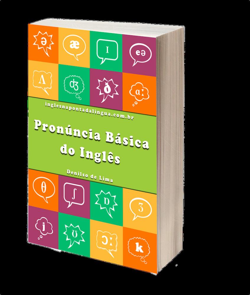 Pronúncia Básico do Inglês (ebook)
