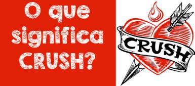 significado de crush
