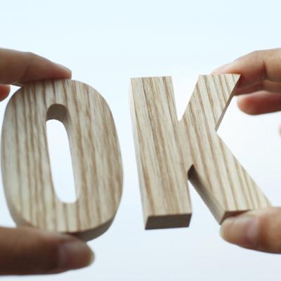 Dizer OK em Inglês