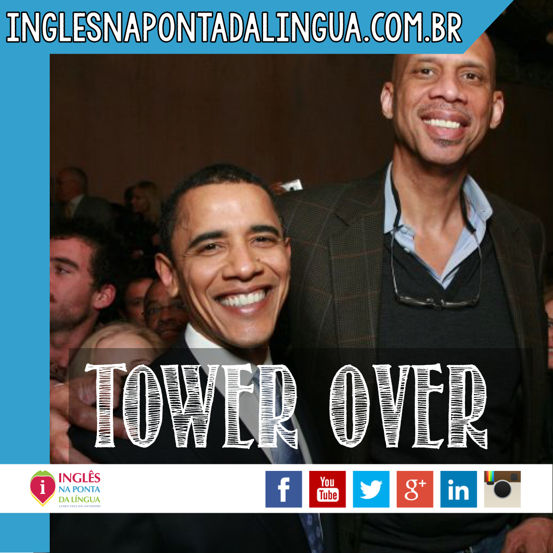 O que significa TOWER OVER?