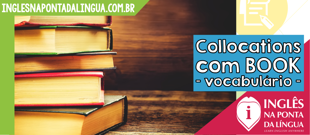 Collocations com Book