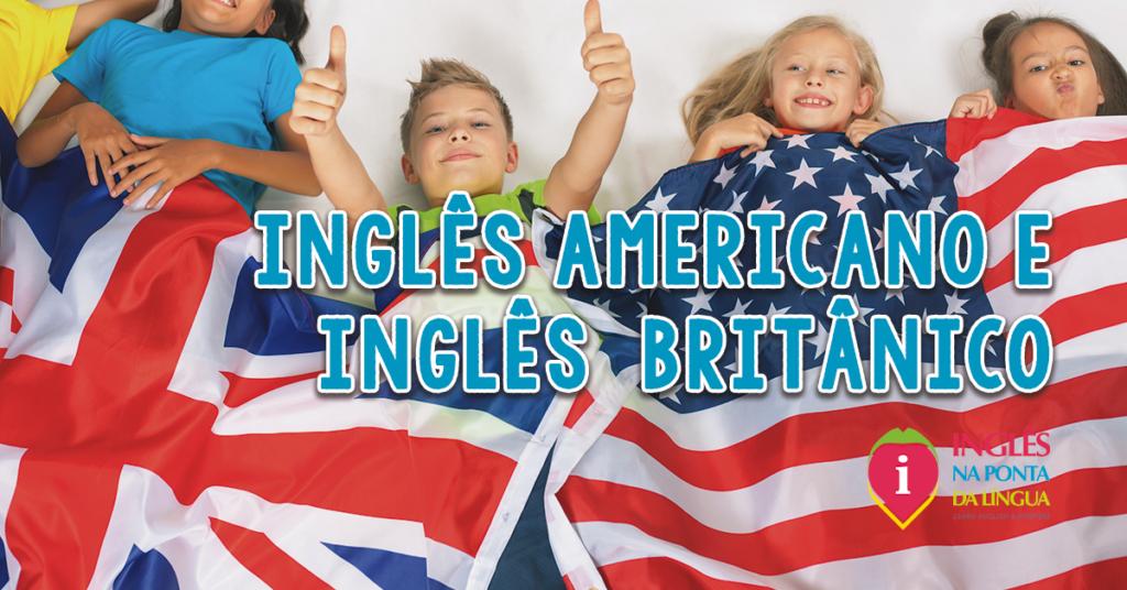 Inglês Americano e Britânico: um pouco de humor