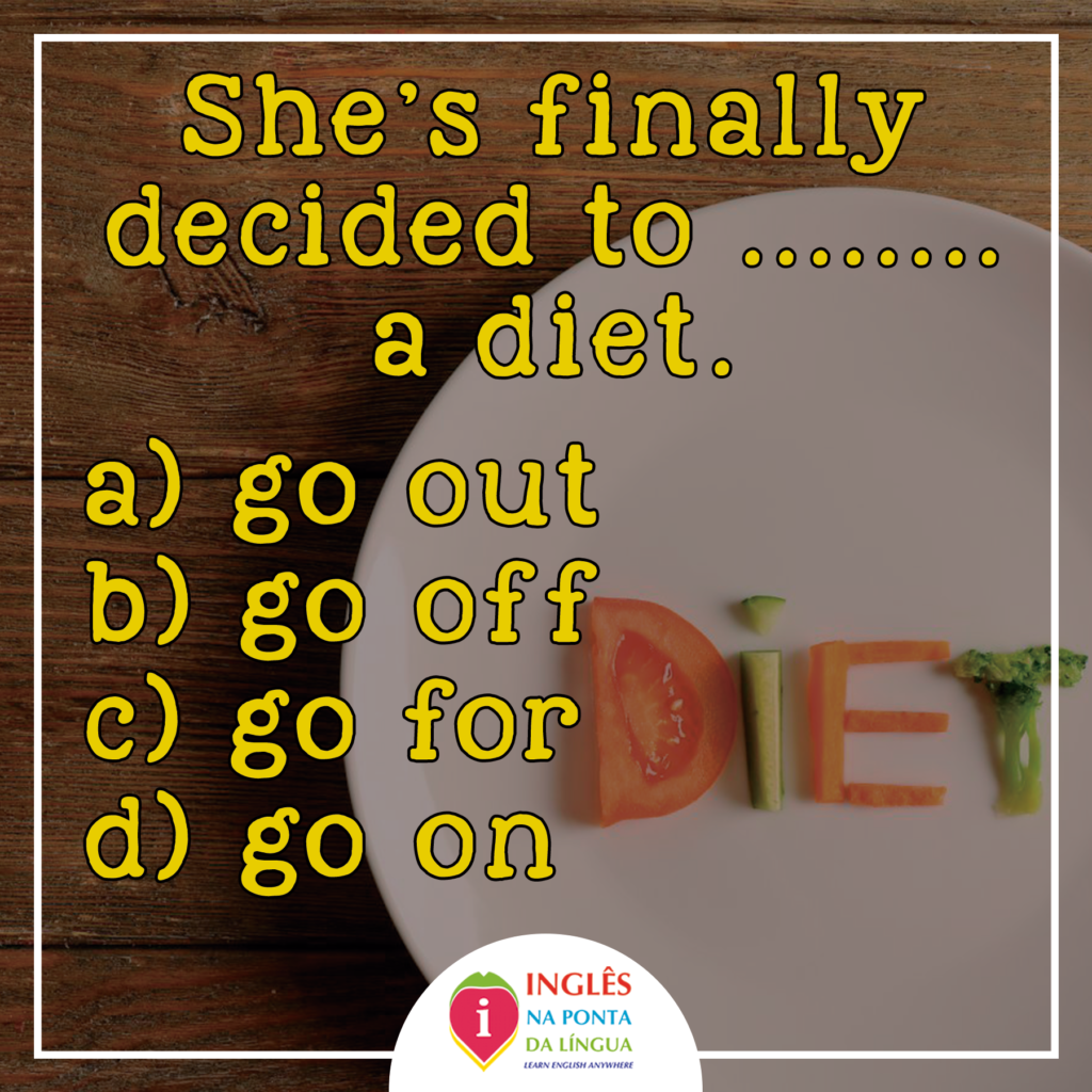 Collocations com Diet