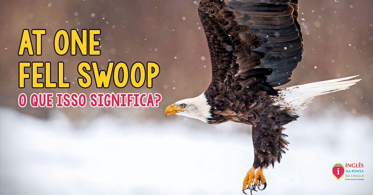 O Que Significa At One Feel Swoop