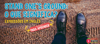 O que significa Stand One's Ground