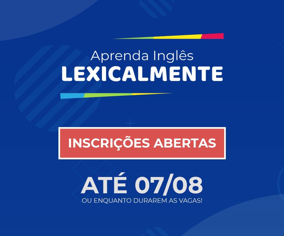Aprender Inglês Lexicalmente