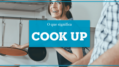 O que significa COOK UP