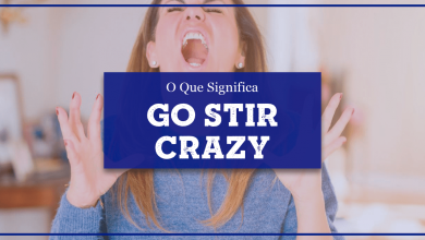 Go Stir Crazy Significado