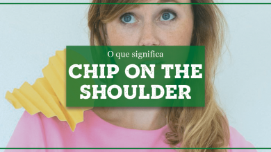 Have a Chip on The Shoulder Significado
