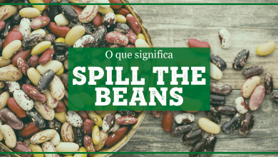 Spill the Beans :: significado