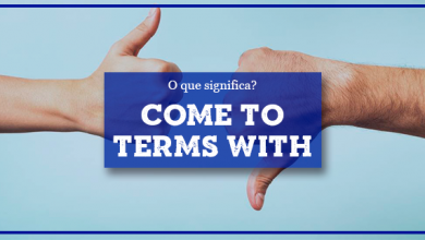 Como To Terms With :: o que isso significa?