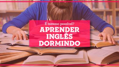 Aprender Inglês Dormindo :: é possível?