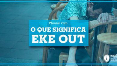 O que significa EKE OUT